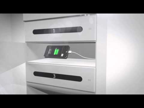 Video of ChargeItSpot Charging Stations