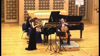 Kalliopé Trio Prague - Wolfgang Amadeus Mozart: Klavírní trio C dur KV 548