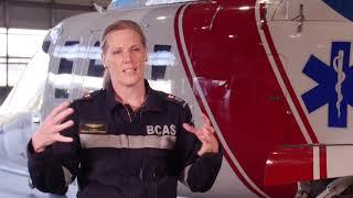 Critical Care Paramedic - Joanna