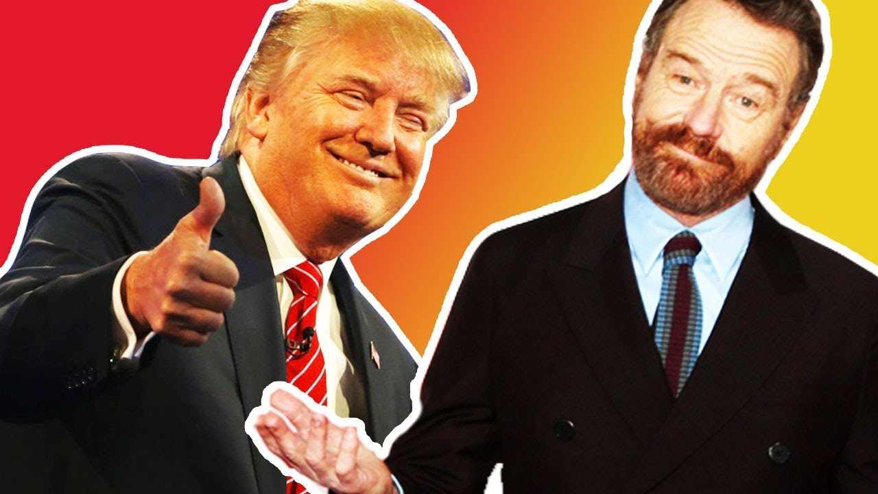 Bryan Cranston: 'F**k You' To Anyone Who Wants Trump To Fail thumbnail