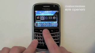 How to shut down applications on a BlackBerry