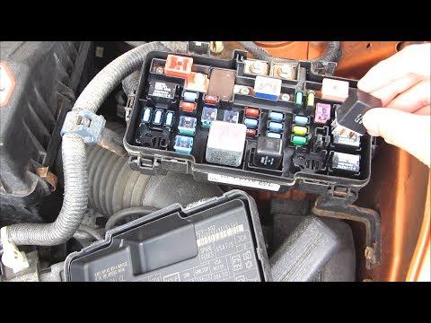 Der Ersatz der Brennstoffpumpe ford mondeo 3 Benzin