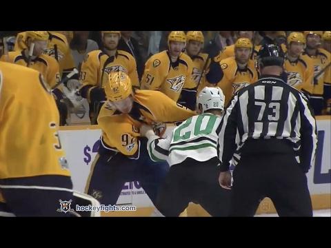Ryan Johansen vs. Cody Eakin