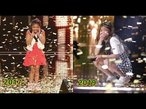 O Retorno Angelica Hale no America's Got Talent The Champions 2019 Golden Buzzer (видео)