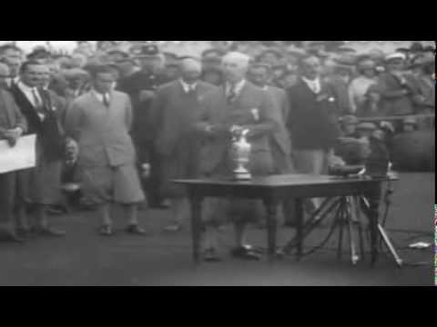 Bobby Jones 1930 Open Championship – Royal Liverpool Golf Club, Hoylake