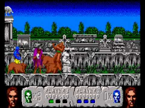 altered beast amiga rom