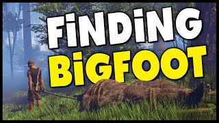 ᐈ Finding Bigfoot - EPIC BIGFOOT HUNTING GAME - Finding