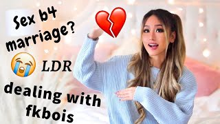the SECRET to relationships, LDR, sex before marriage | Girl Talk #2 Relationship advice