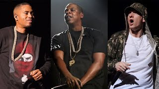 "Jay-Z Finally Speaks On Nas Line ""Eminem Murdered You on Your Own S***"""