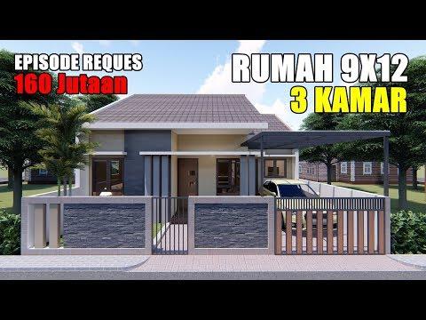 mp4 Desain Rumah 3 Kamar, download Desain Rumah 3 Kamar video klip Desain Rumah 3 Kamar