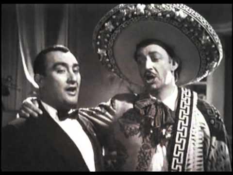 Jorge Negrete y Pedro Vargas - Amor con amor se paga