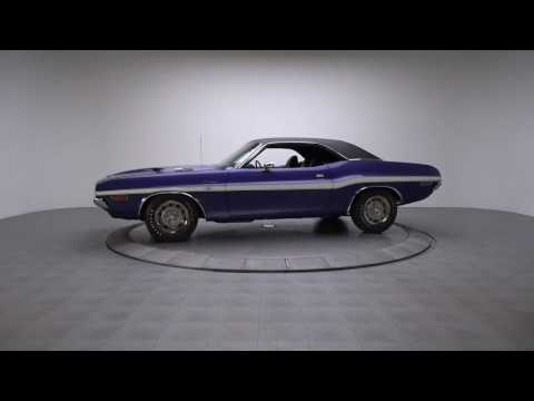 Video of '70 Challenger R/T - JSRK