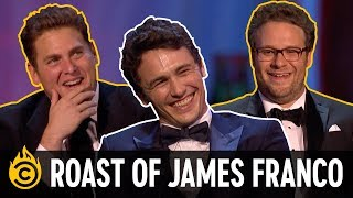 The Harshest Burns from the Roast of James Franco