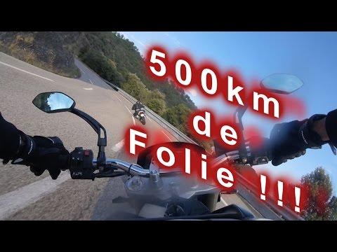 SLIDERS ON FIRE • 500 kms de folie !!! Gsr 750, Gsxr 600, Street Triple FR