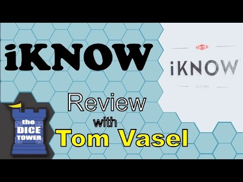 Dice Tower Reviews: iKNOW