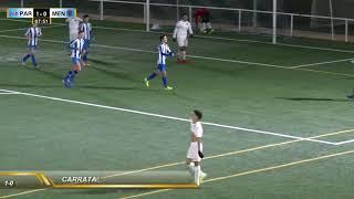 R.F.F.M. - Jornada 14 - Segunda Juvenil (Grupo 3): F.C. Villanueva del Pardillo 7-0 C.D.E. Aupa-E.F. Mentema Boadilla