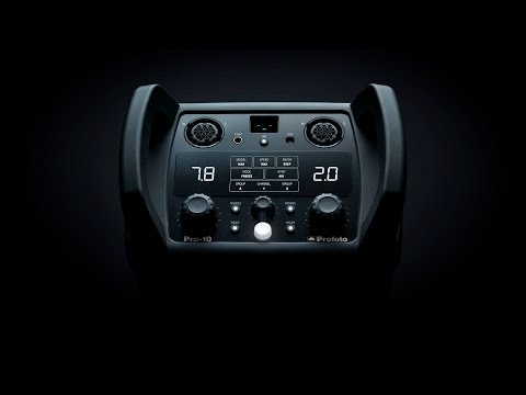 *EX-DEMO* Profoto Pro-10 2400 AirTTL Studio Pack