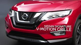Introducing the new Nissan X-Trail, ready for new adventures
