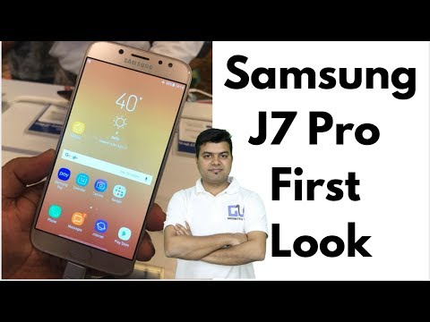 Samsung J7 Pro India Hands, Pros, Cons, Not A Full Review | Gadgets To Use