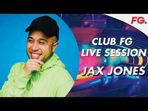 JAX JONES | CLUB FG | LIVE DJ MIX | RADIO FG
