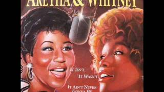 "Aretha Franklin - It Isn't It Wasn't It Ain't Never Gonna Be / If Ever A Love There Was - 7"" - 1989"