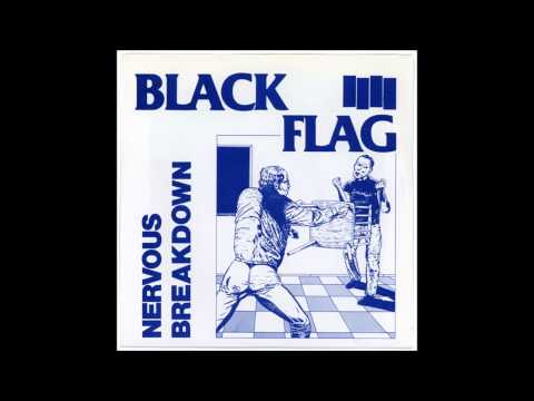 Black Flag — Wasted