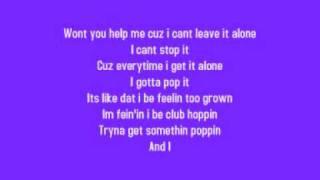 Chris Brown - Help Me (Lyrics)