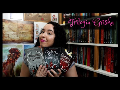 Trilogia Grisha, Leigh Bardugo | Raíssa Baldoni