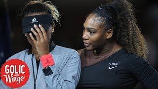 Golic and Wingo debate Serena Williams' 2018 US Open final controversy   Golic and Wingo   ESPN