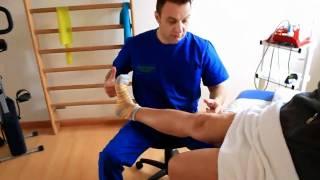 Esercizio per l'artrosi del ginocchio