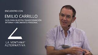 """Emilio Carrillo: """"Guía para nuestra transformación interna y crecimiento personal"""""""