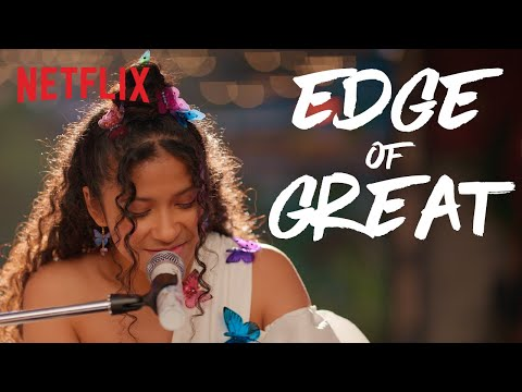 """Edge of Great"" Lyric Video 