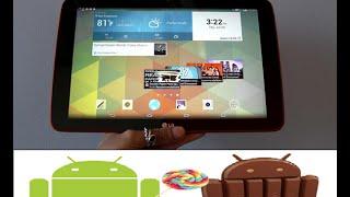 Downgrade LG GPAD V700 - Lolipop para Kitkat (LL to KK)