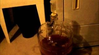 The London Beetdown Honey Beet Dubbel APA - November 27, 2011