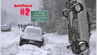 AutoTrash Подборка аварий и дтп #2 Февраль 2017/ Compilation of crashes and crash # 2 February 2017