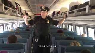 Amtrak Police Department Recruitment Video