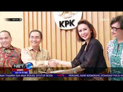 Yenti Ganarsih Menjadi Ketua Tim Pansel Capim KPK - NET 24
