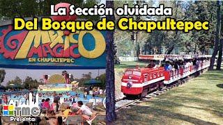 La sección olvidada del Bosque de Chapultepec | México Mágico, Tren Escénico y Atlantis-La Ola