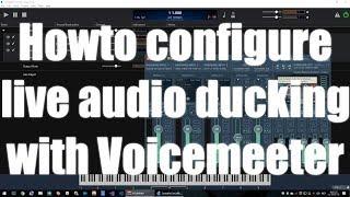 Voicemeeter Banana Tutorial: 2018 Two PC Streaming Audio