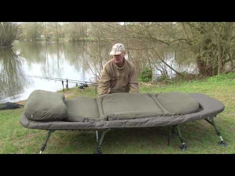 TF Gear Flat Out Superking Bedchair