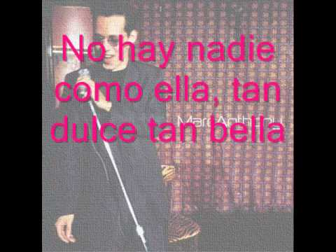Nadie Como Ella (1995) (Song) by Marc Anthony