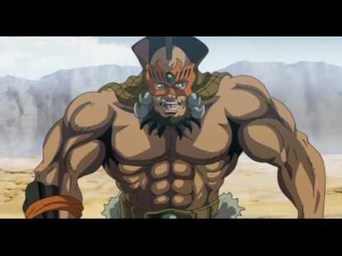 Shin Hokuto No Ken - Kenshiro vs Soldati di Lastland