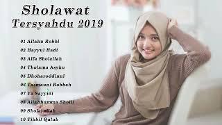 SHOLAWAT NABI PALING MERDU ENAK DIDENGAR MENYENTUH HATI FULL ALBUM TERBARU 2019