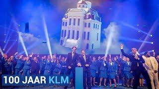 KLM 100 jaar: Huis Ten Bosch is het 100ste KLM-huisje