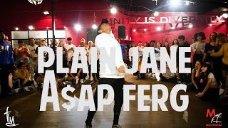 A$AP Ferg Ft. Nicki Minaj   Plain Jane   Choreography By Tricia Miranda