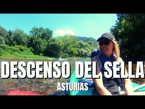 ASTURIAS:  Descenso  del Sella