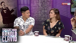 Tonight With Arnold Clavio: Drew And Iya, Planning For Their 3rd Baby?