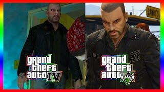 Grand Theft Auto Protagonists Who Appear In Other GTA Games!