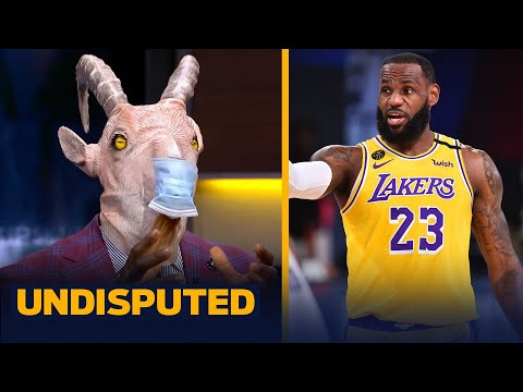 Skip & Shannon react to LeBron's game-winning shot against the Clippers | NBA | UNDISPUTED