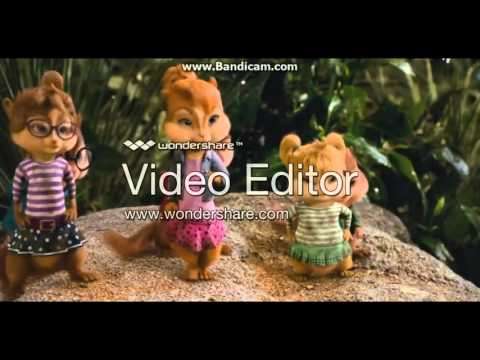 Cruisin For A Bruisin- Chipmunks Ft. The Chipettes (видео)